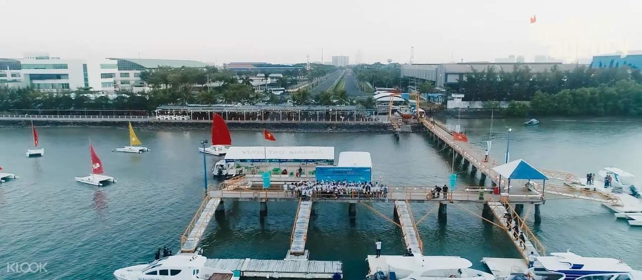 bến vũng tàu marina