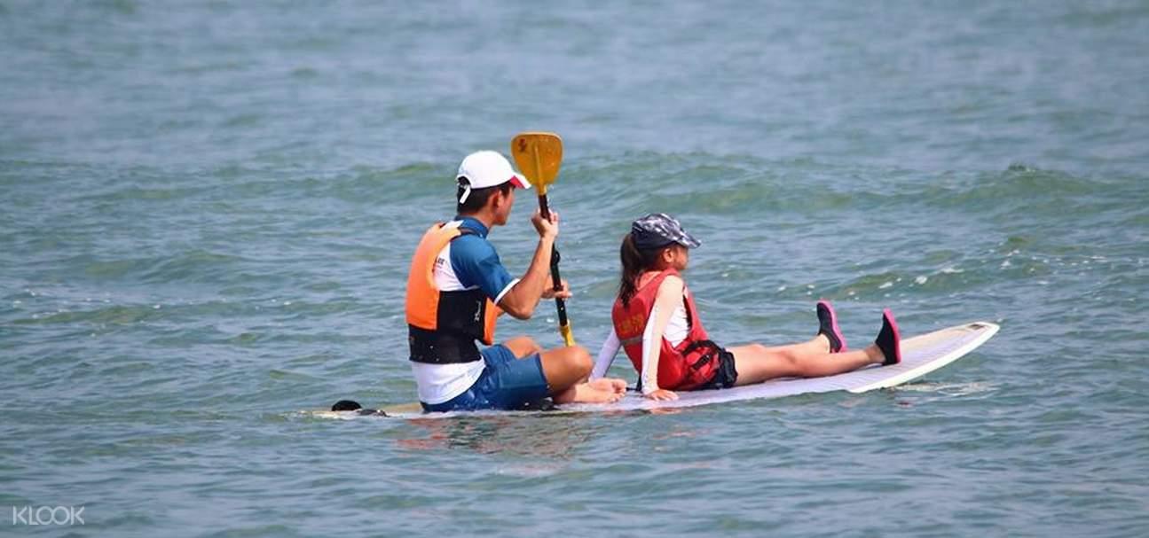 台南水上活動