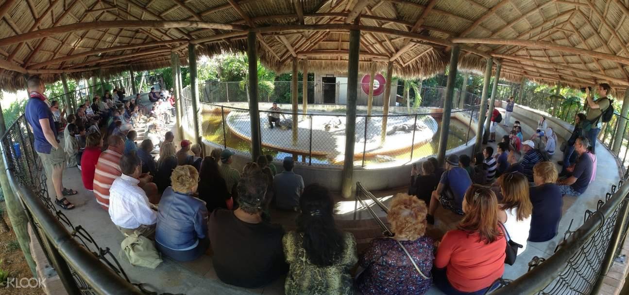 everglades safari park admission