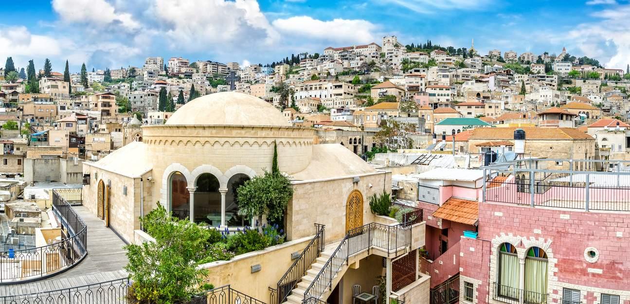 Israel sightseeing