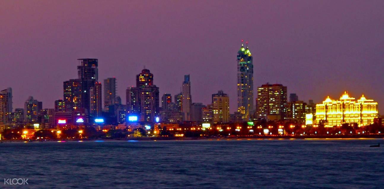 孟买夜晚步行之旅