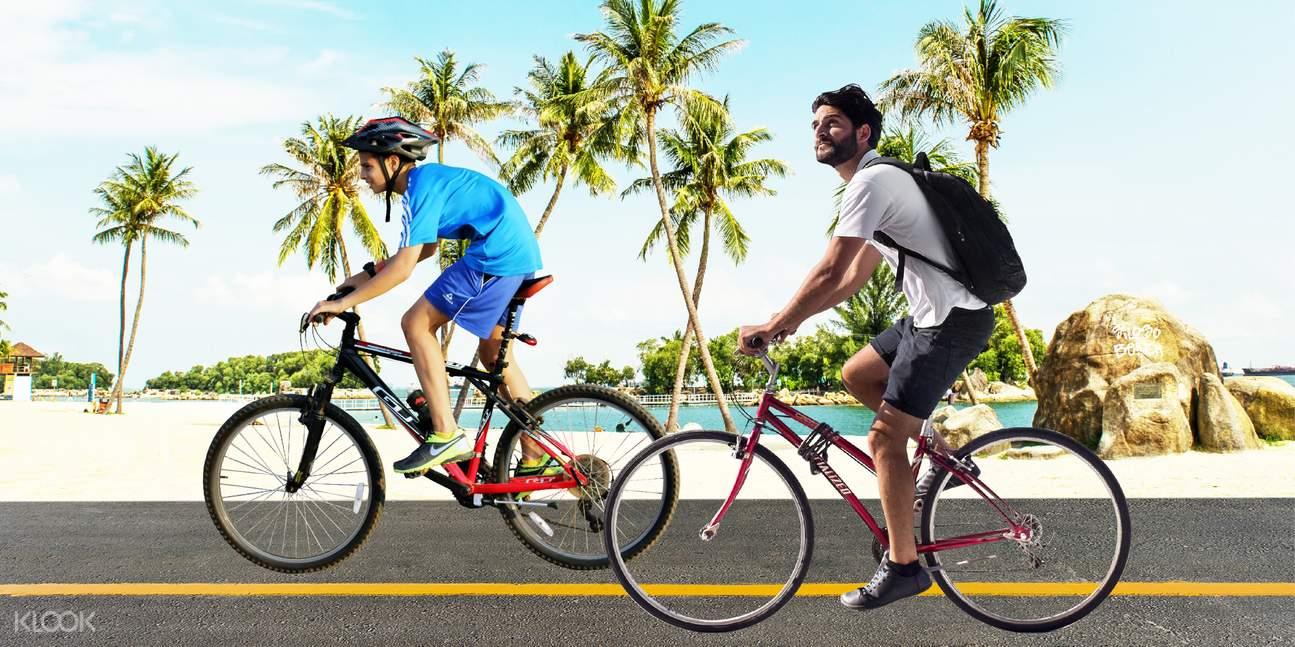Sentosa Cycling Bike Rental