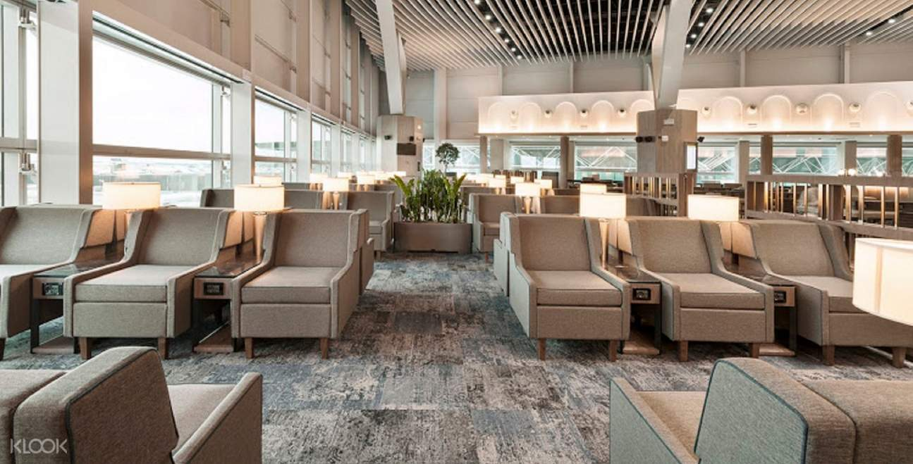 rome airport lounge service