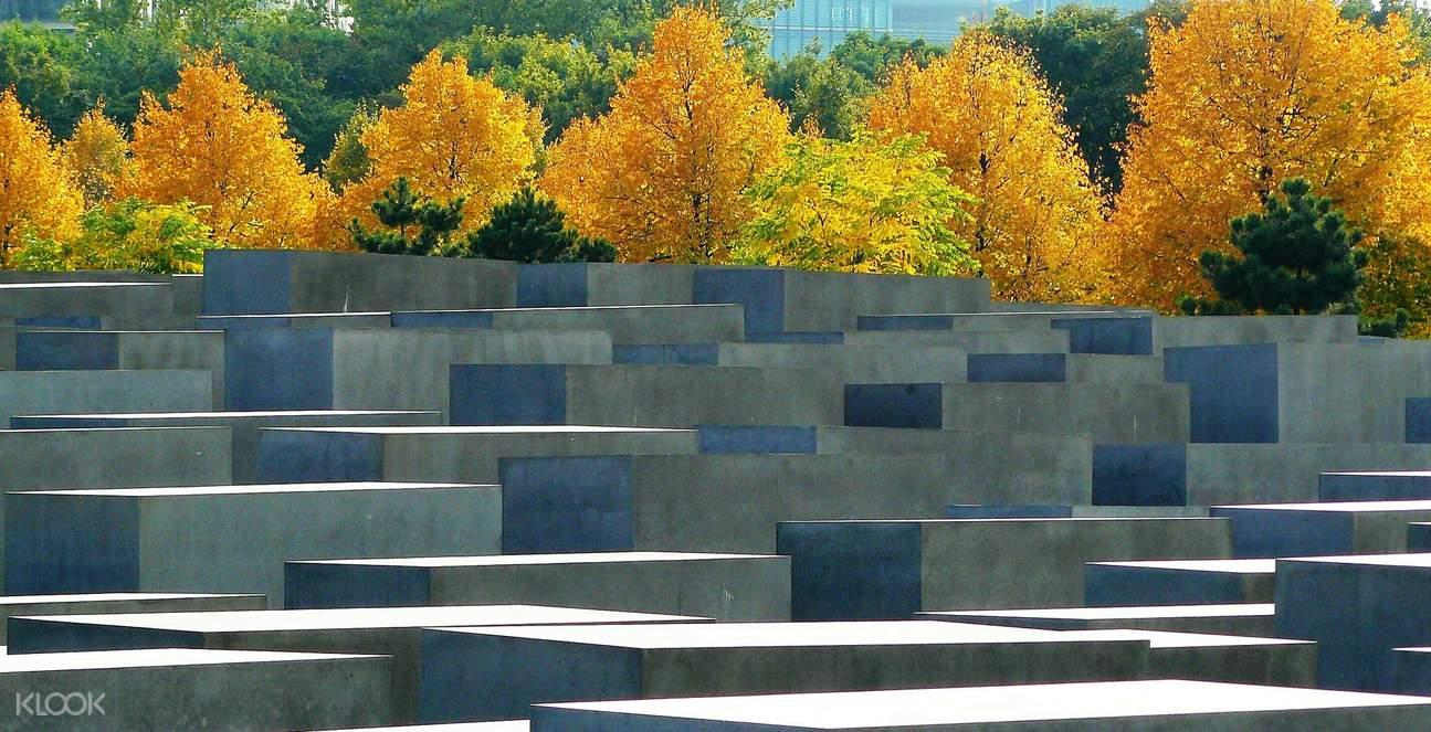 holocaust memorial trees