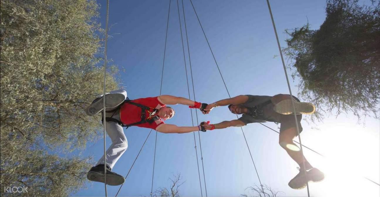 aventura adventure park tickets dubai