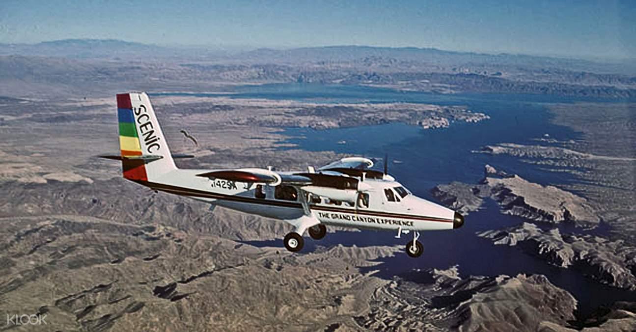 grand canyon by plane tour