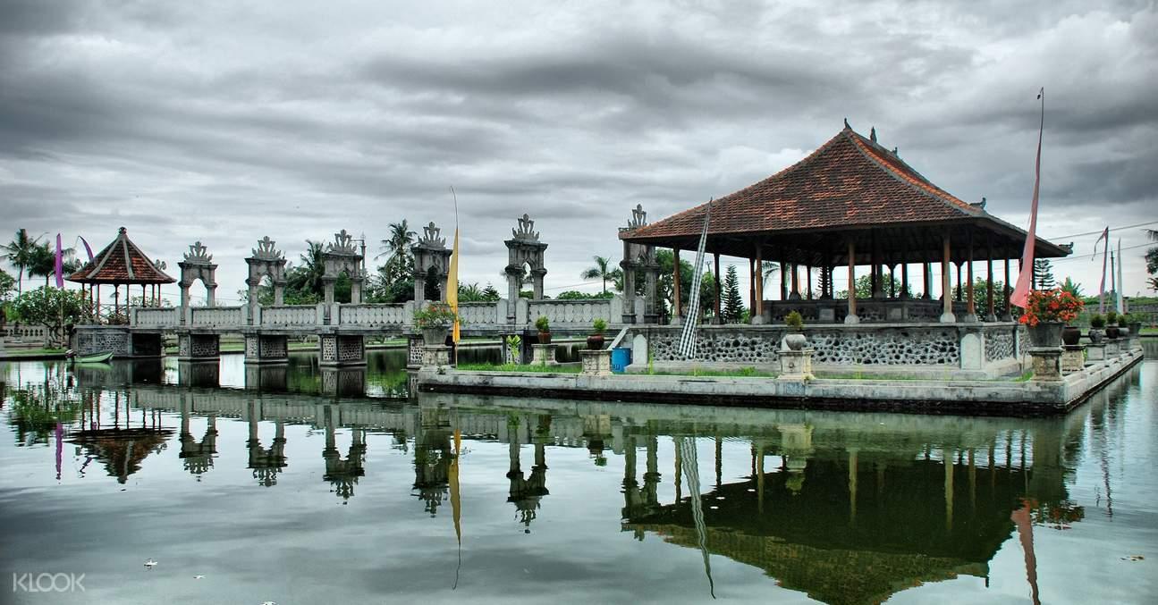 water garden tourist spot bali car charter