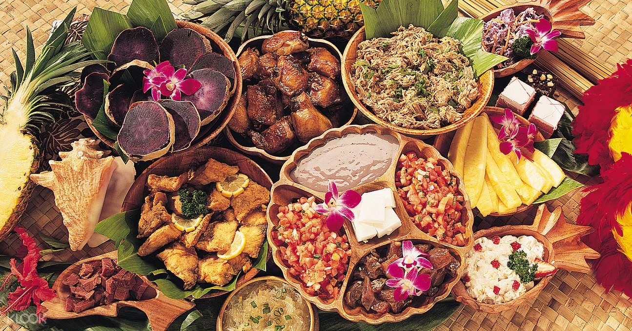 夏威夷美食