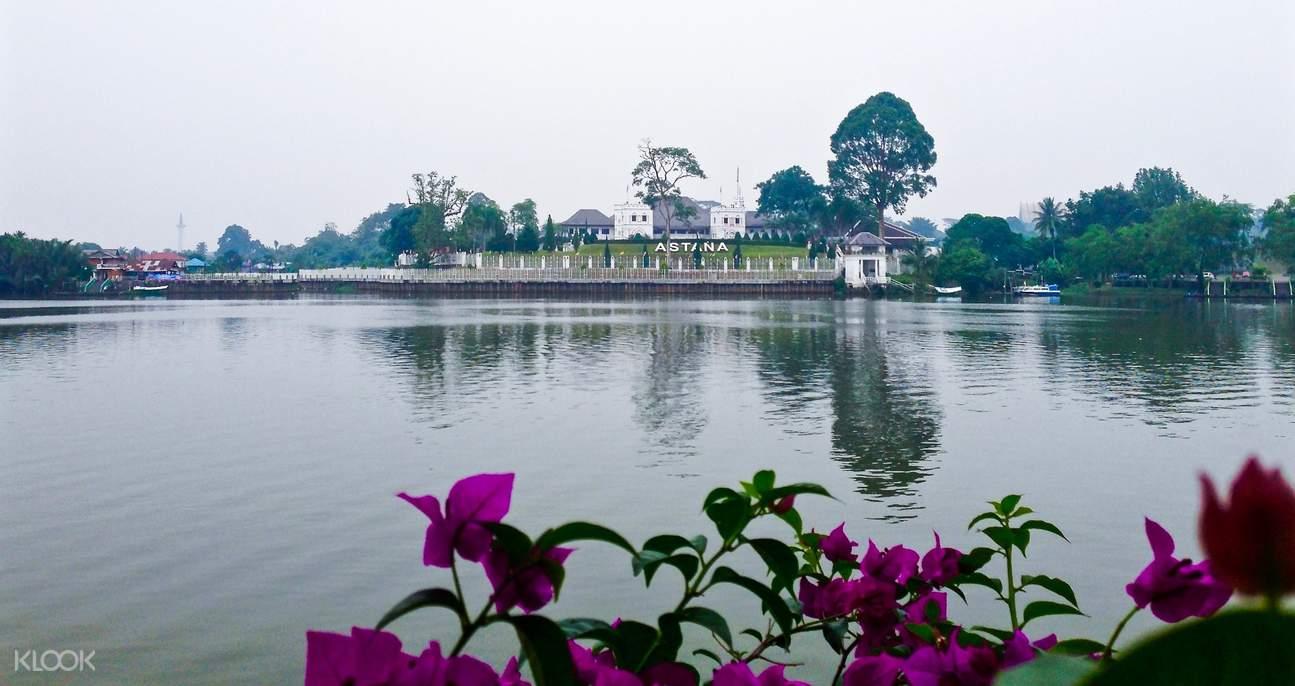 古晉市區砂拉越河半日遊,砂拉貓博物館,砂拉越市清真寺,越馬來西亞古晉半日遊
