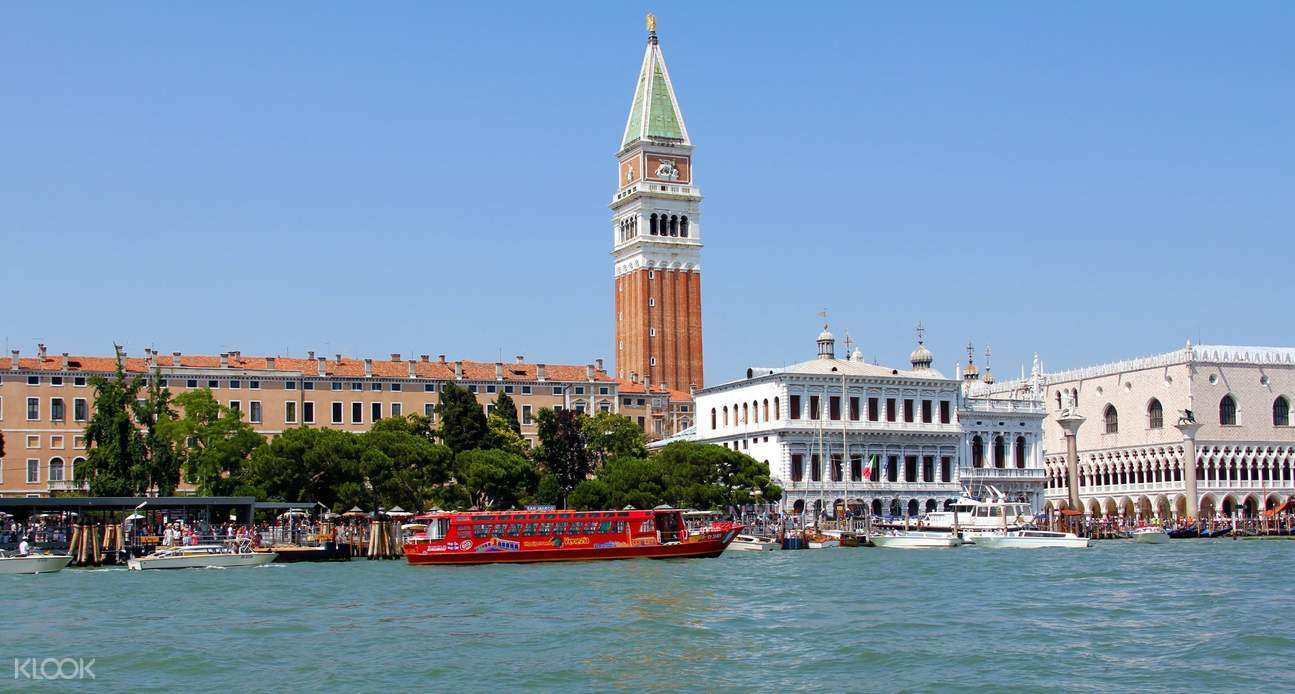 sightseeing boat tour venice