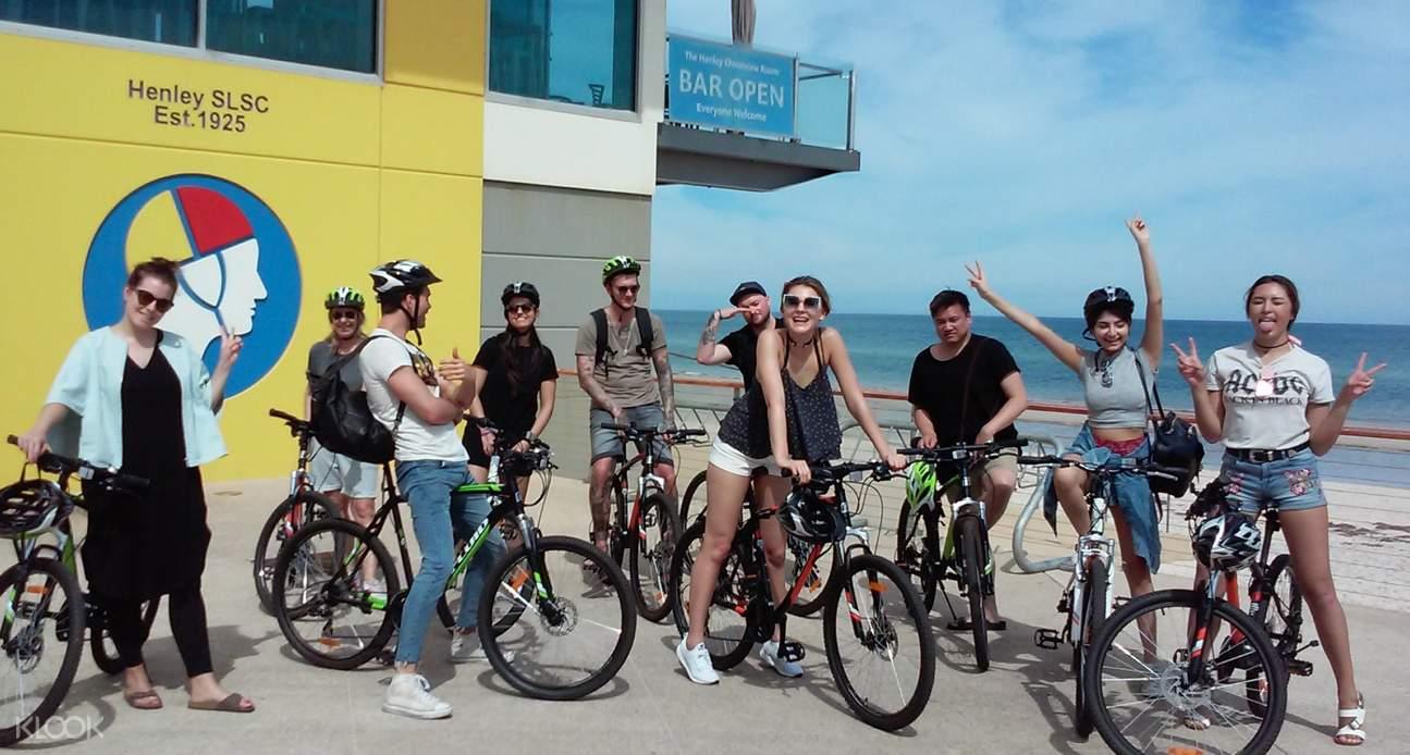 bike group tour