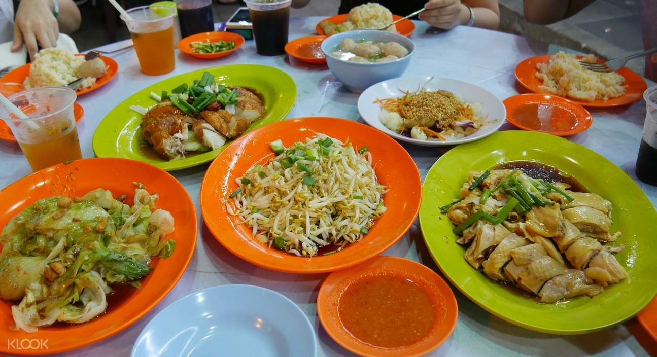 Ipoh Famous Chicken Rice