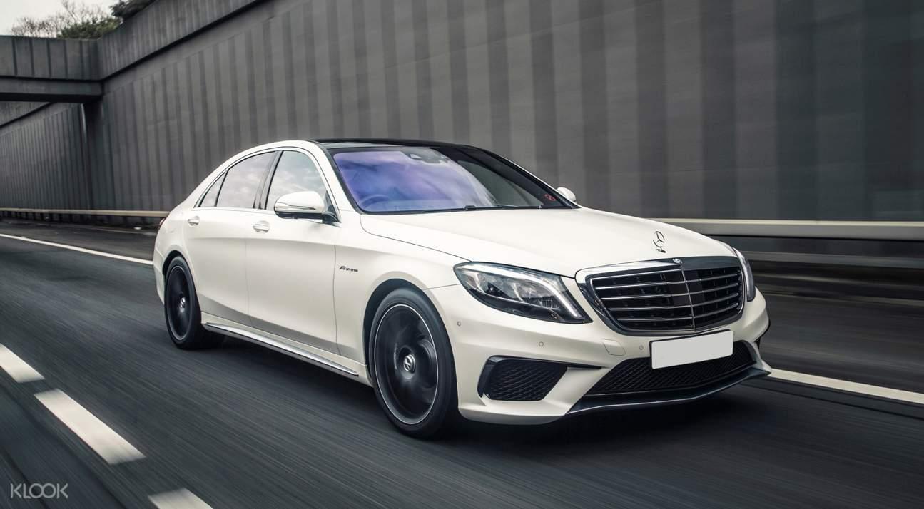Mercedes Benz S-Class AMG
