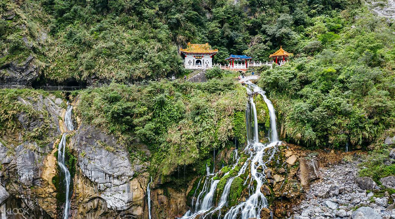 scenic spot Changchun Shrine