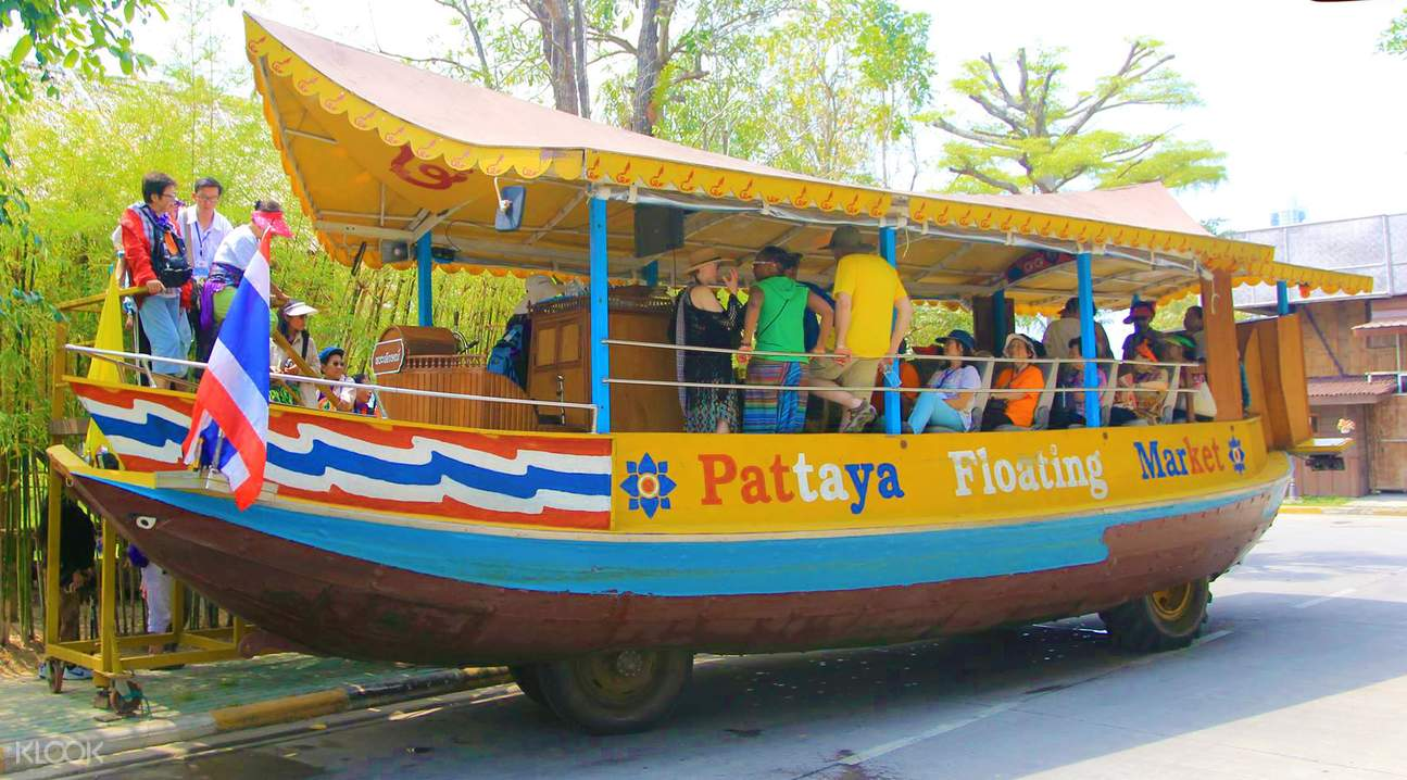 splendid pattaya day tour
