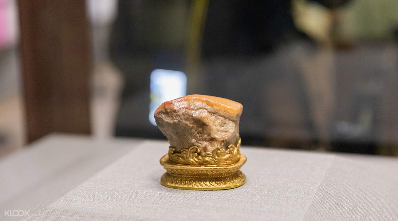 故宫博物院肉形石