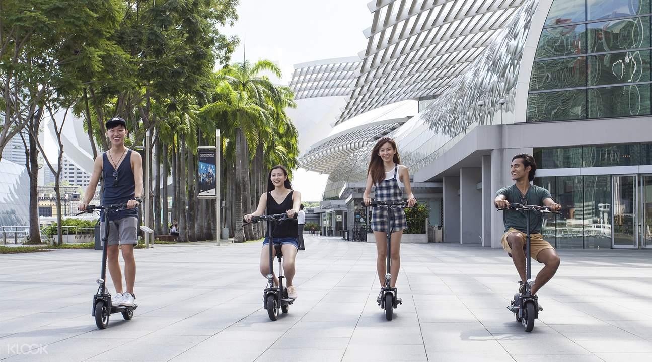 电动滑板车租赁