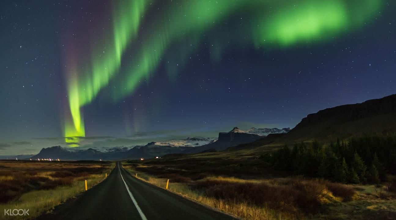 冰島極光之旅
