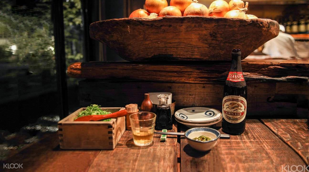 Japanese Izakaya Cookery Class