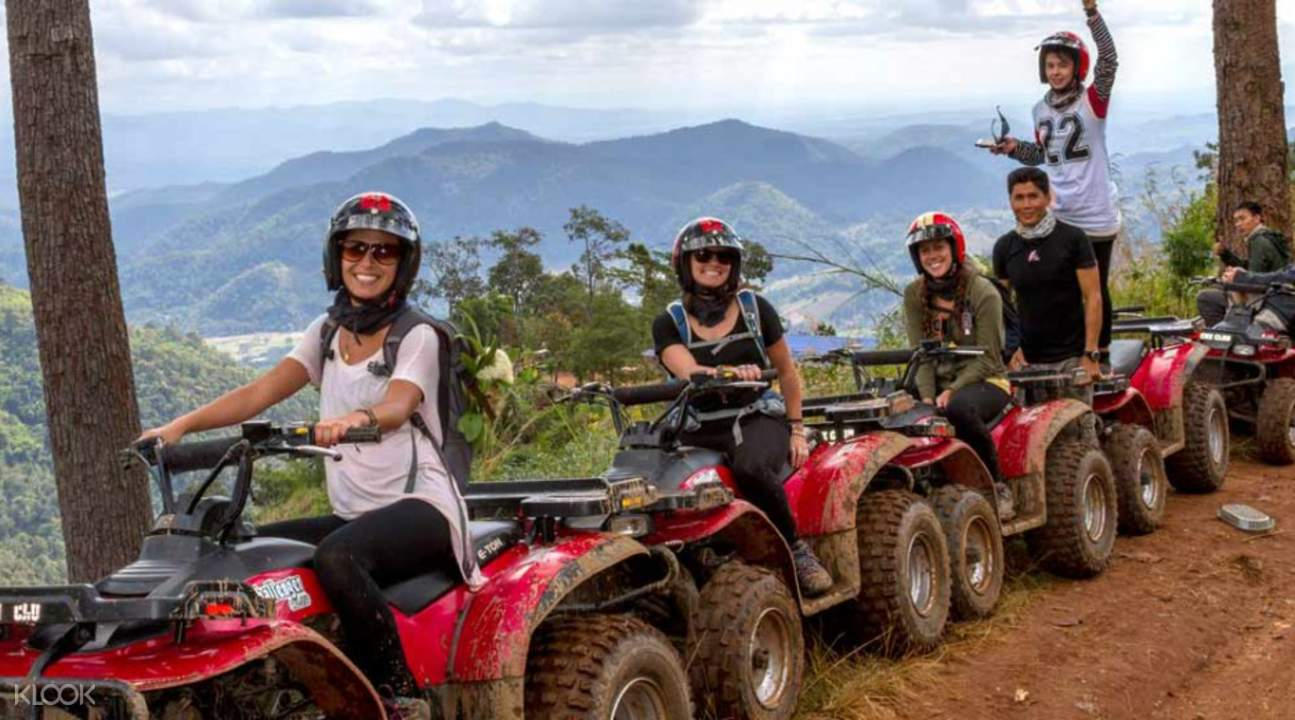 ATV tour Chiang Mai