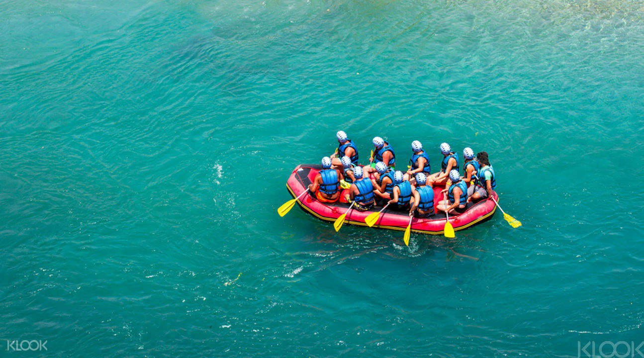 white water river rafting taiwan