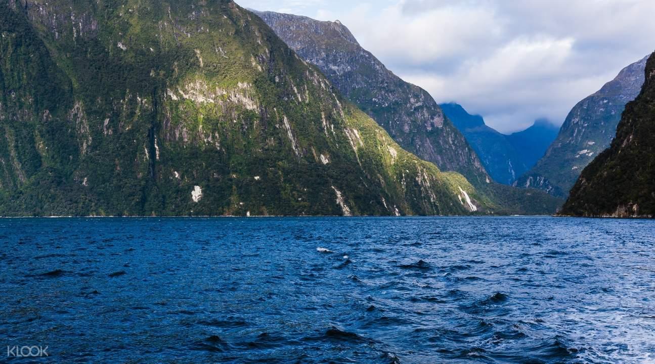 米爾福德峽灣風景