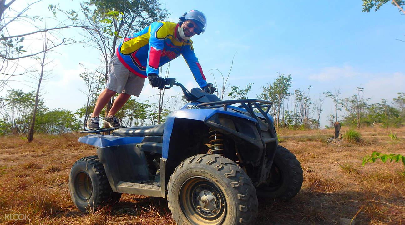 ATV 冒險之旅