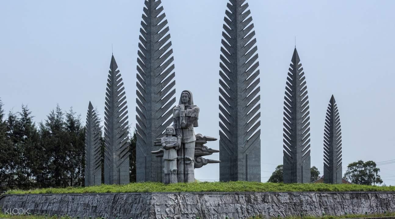越战南北交战区团