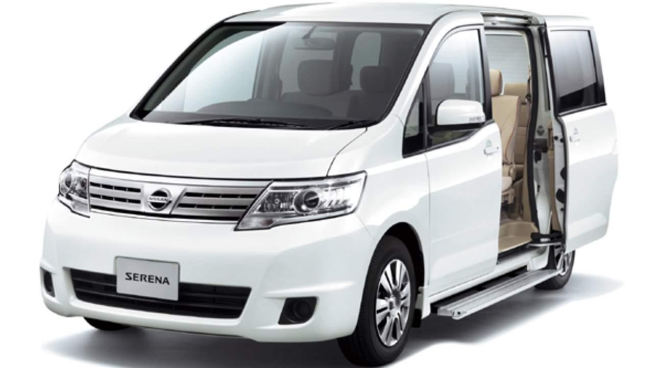 Nissan Serena (8 passengers)