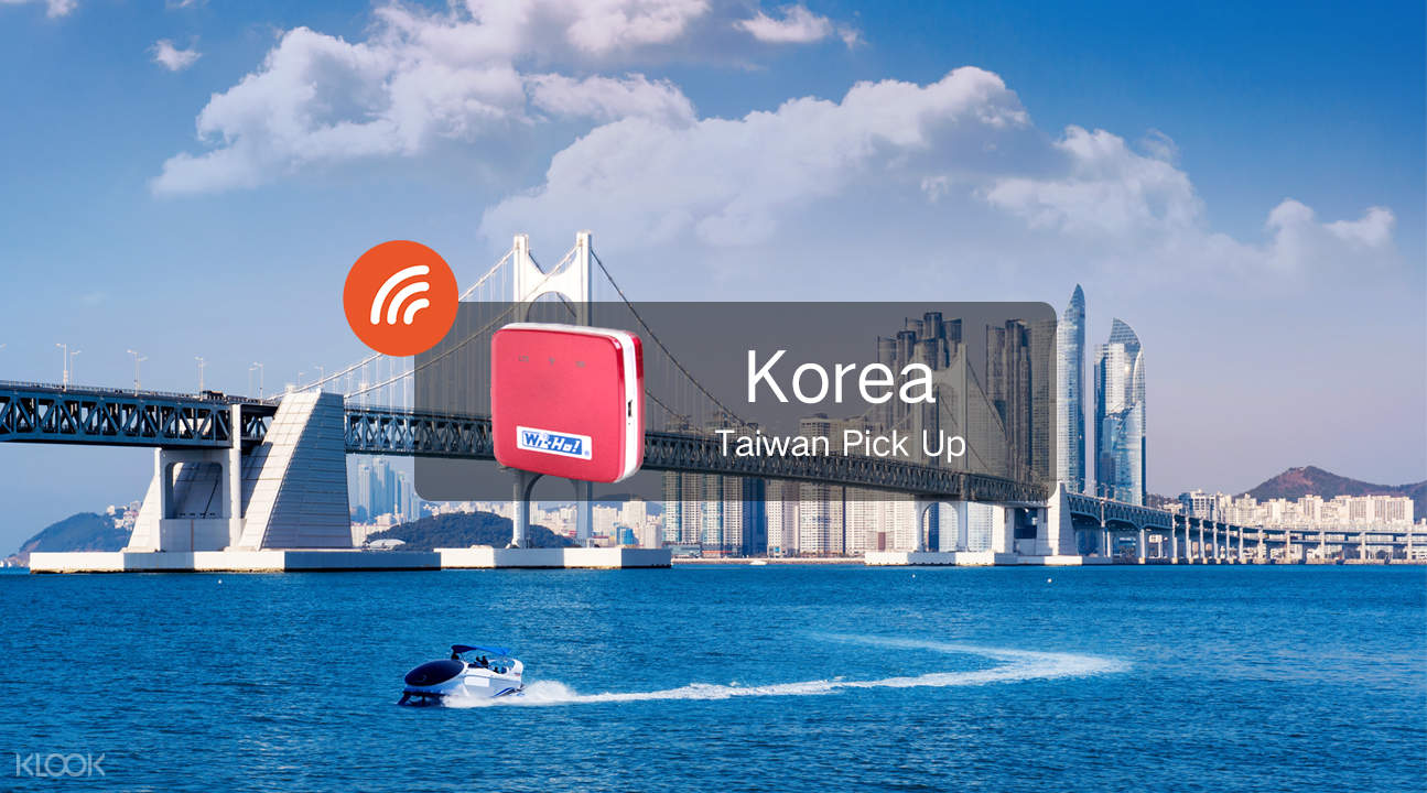korea pocket wifi 4g