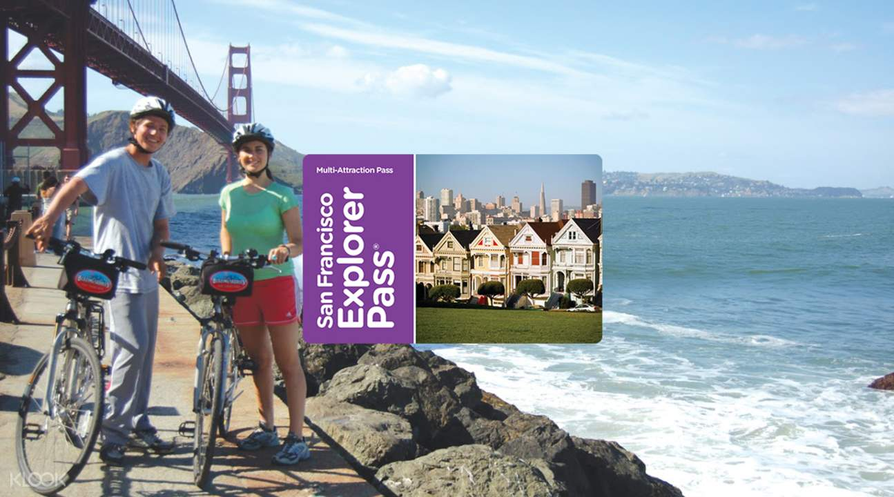 Go San Francisco Card Explorer Pass