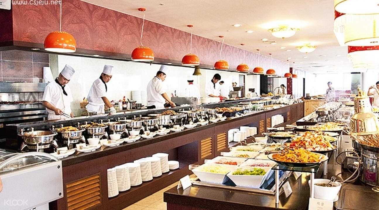 jeju ocean view restaurant