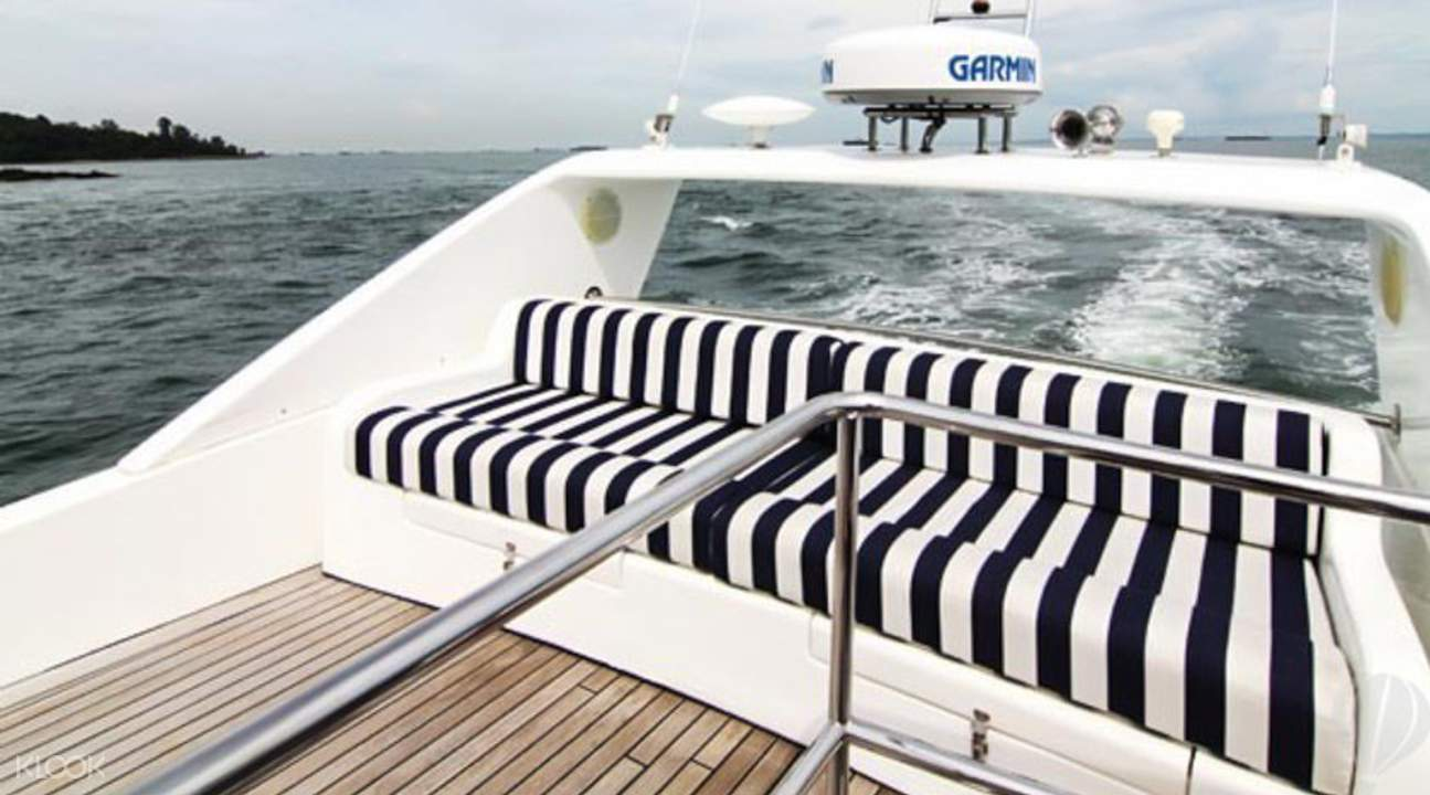 singapore yacht rental