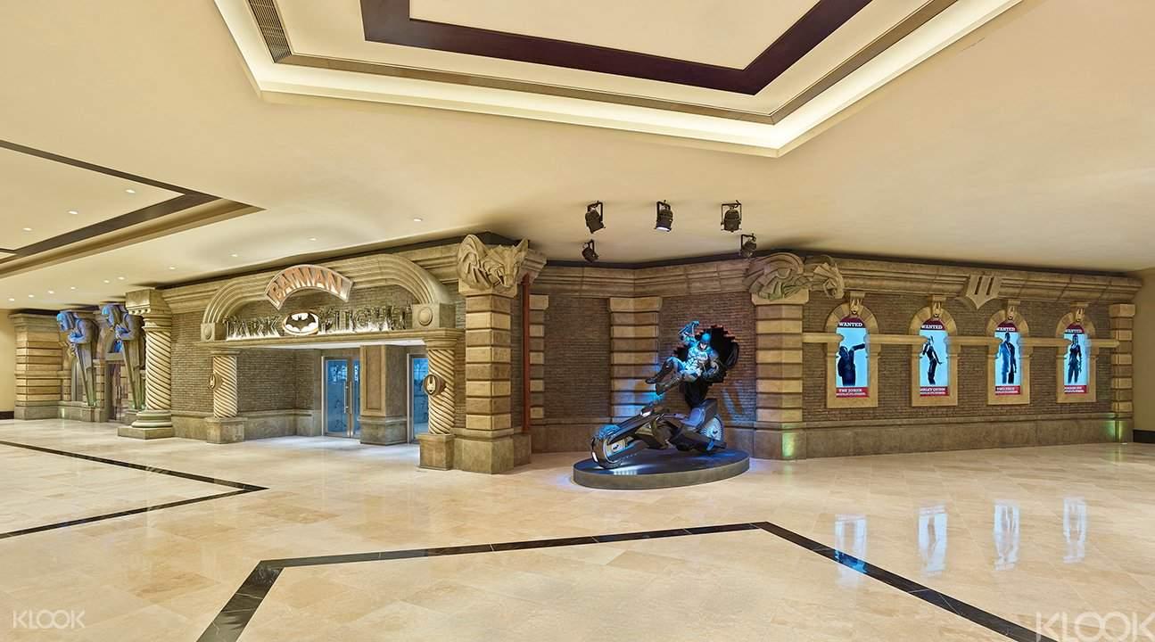 4D Batman Ride Macau