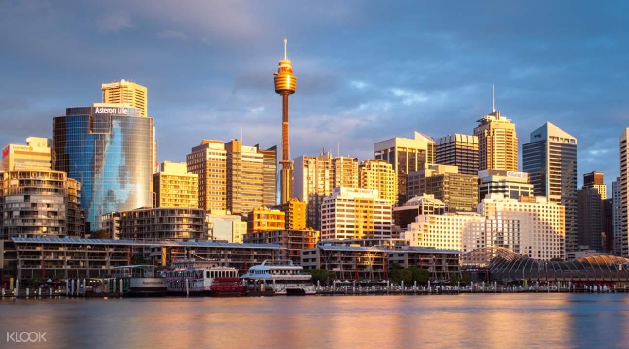 悉尼天際線