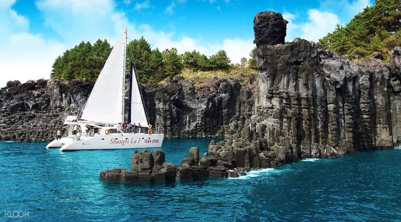 濟州島香格里拉遊艇觀光