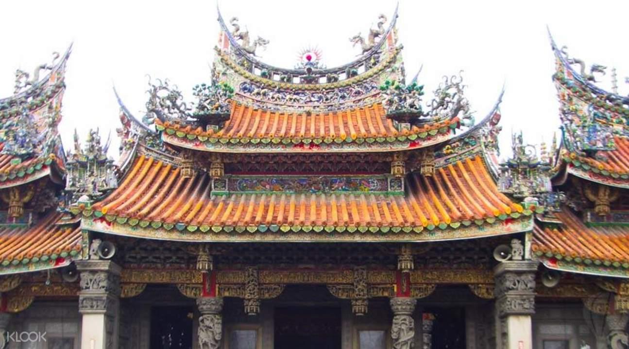 Sansia tsu hsi temple