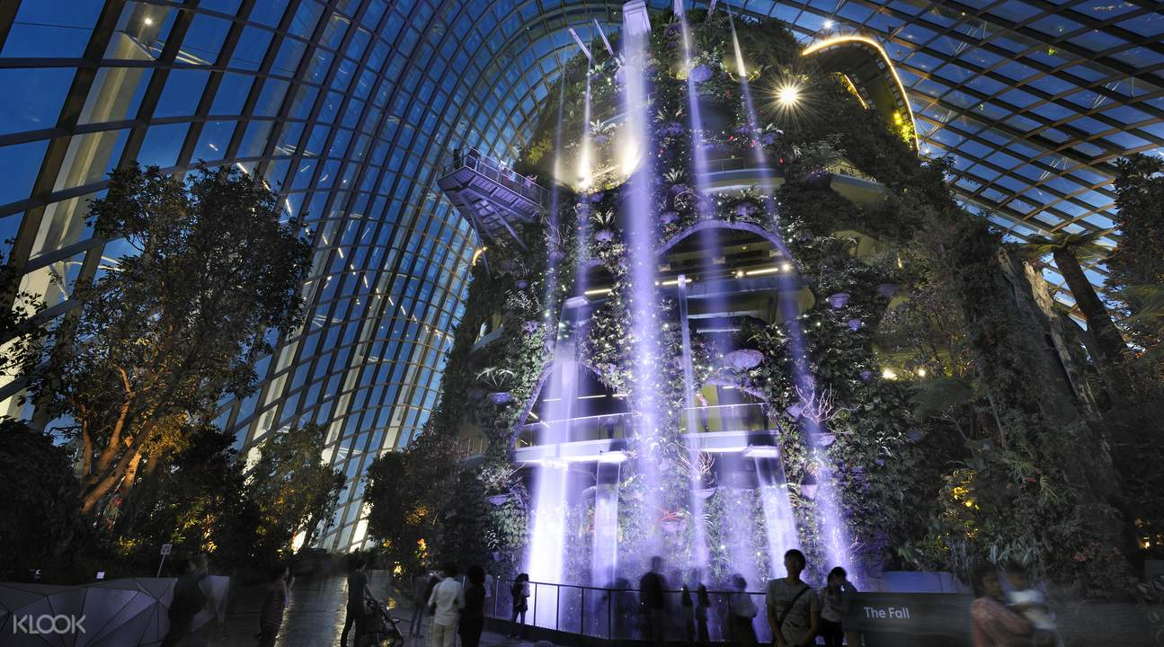 Garden By The Bay Admission gardensthe bay singapore ticket - klook