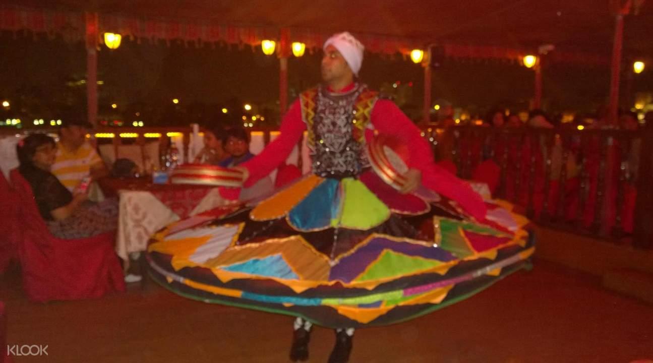 迪拜海灣帆船自助餐