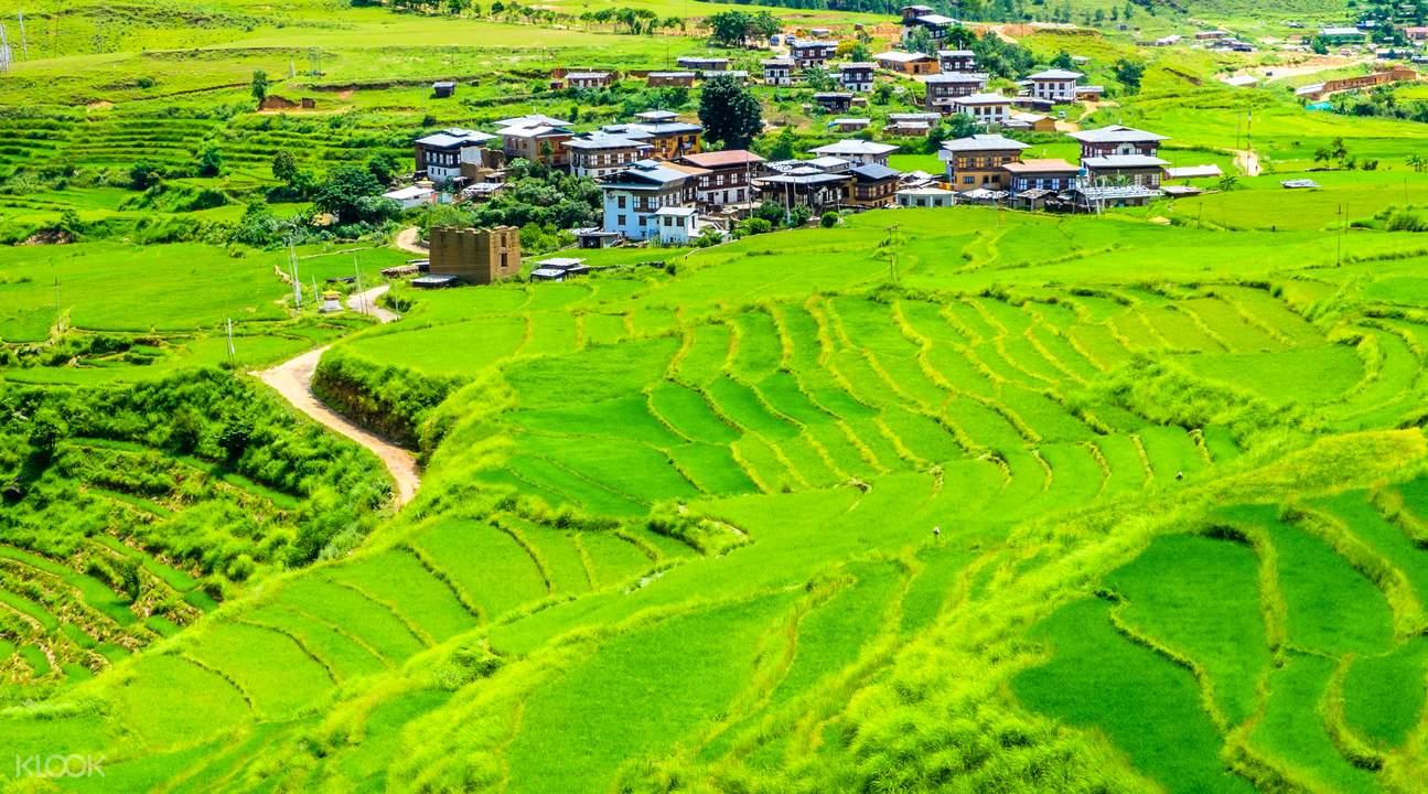 不丹经典徒步路线