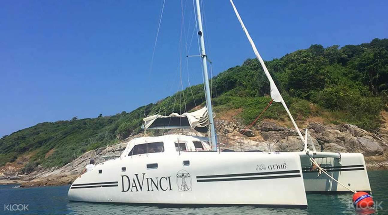 普吉岛私人游艇