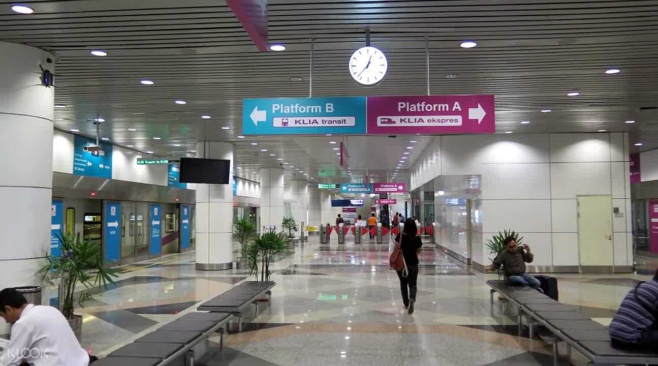 Kuala Lumpur Airport Transportation