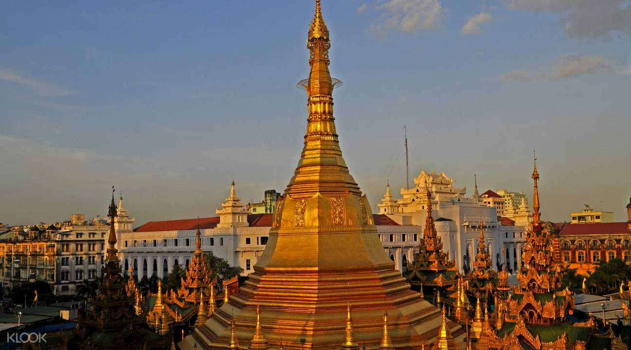Yangon travel