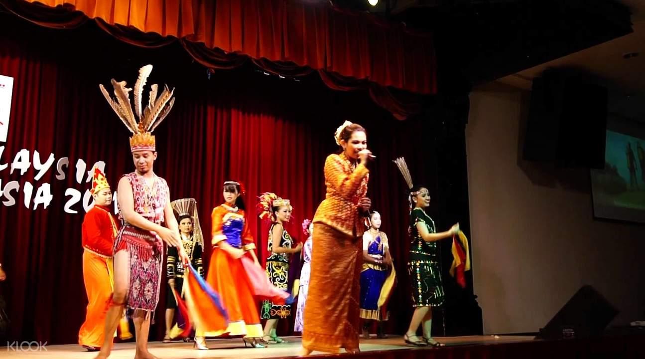 马来西亚传统文化表演