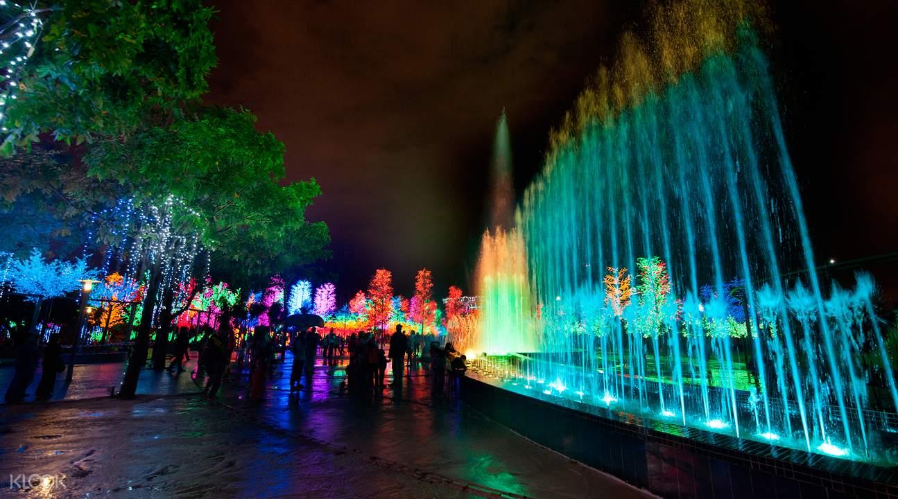 i-City马来西亚主题公园