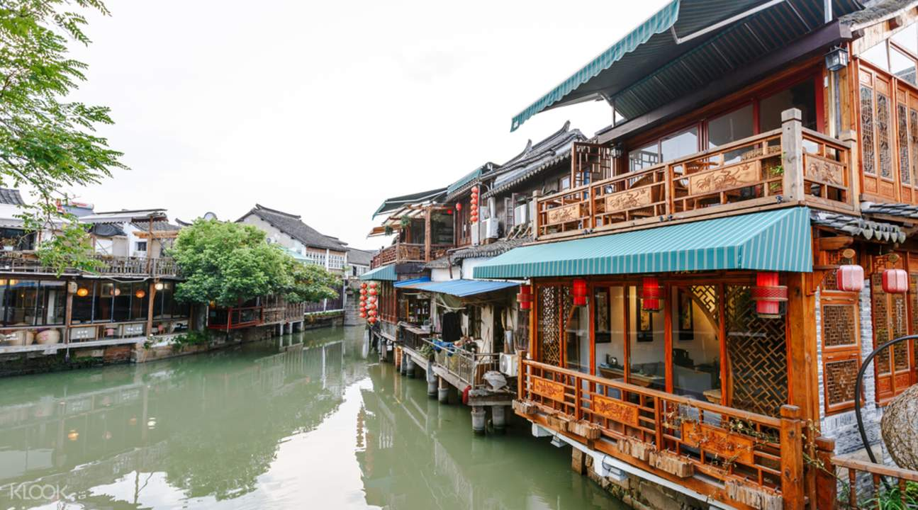 Shanghai and zhujiajiao tour
