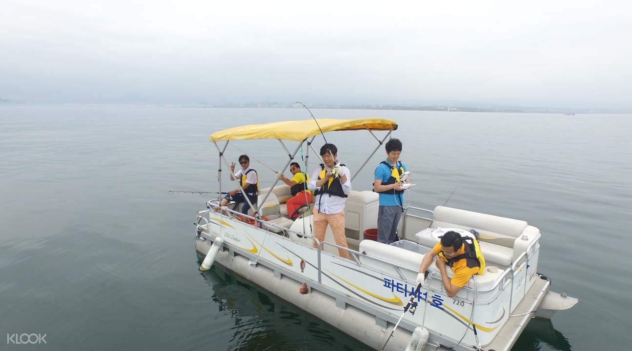 济州岛水上活动