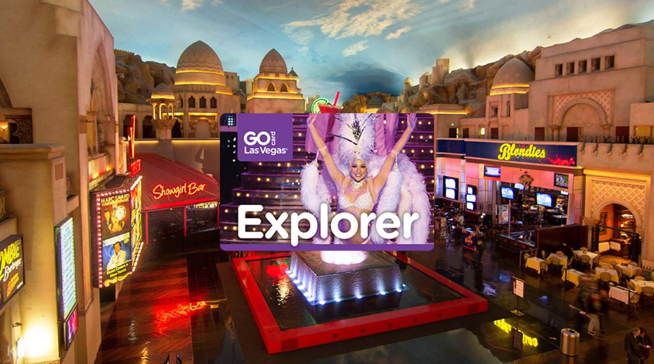 Go Las Vegas Card Explorer Pass