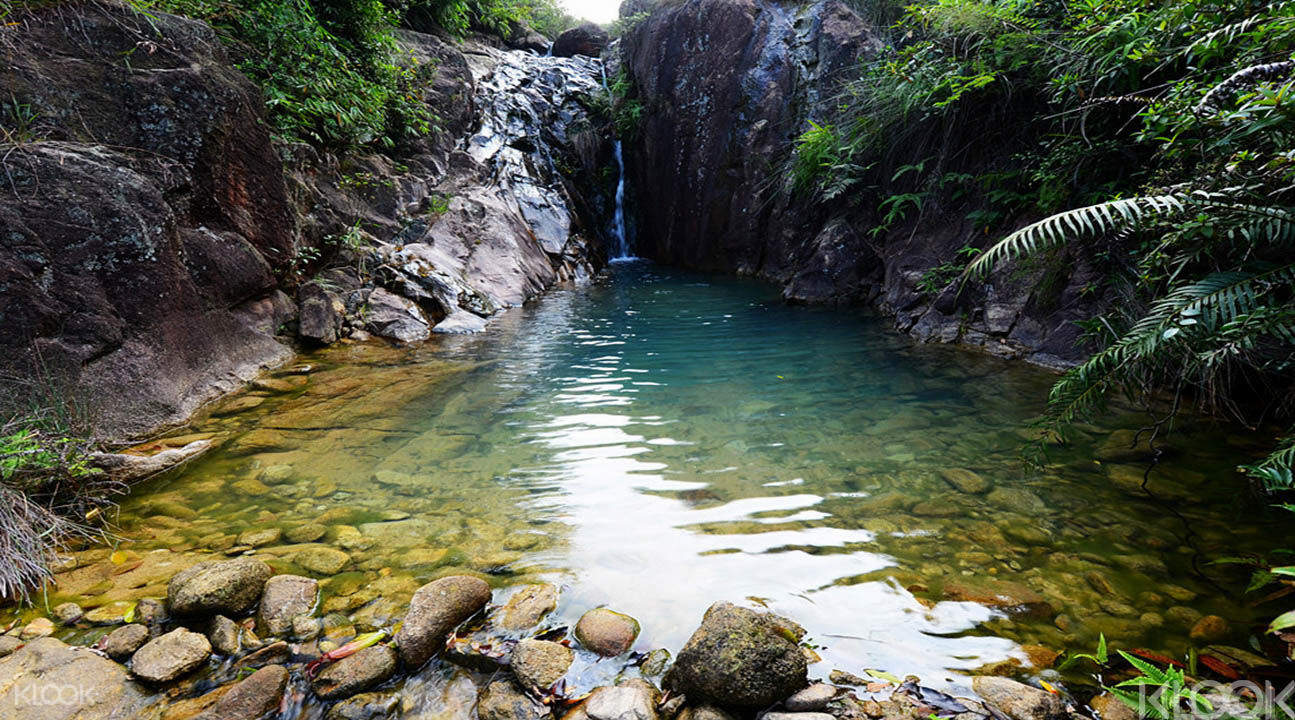 tai lam waterfall