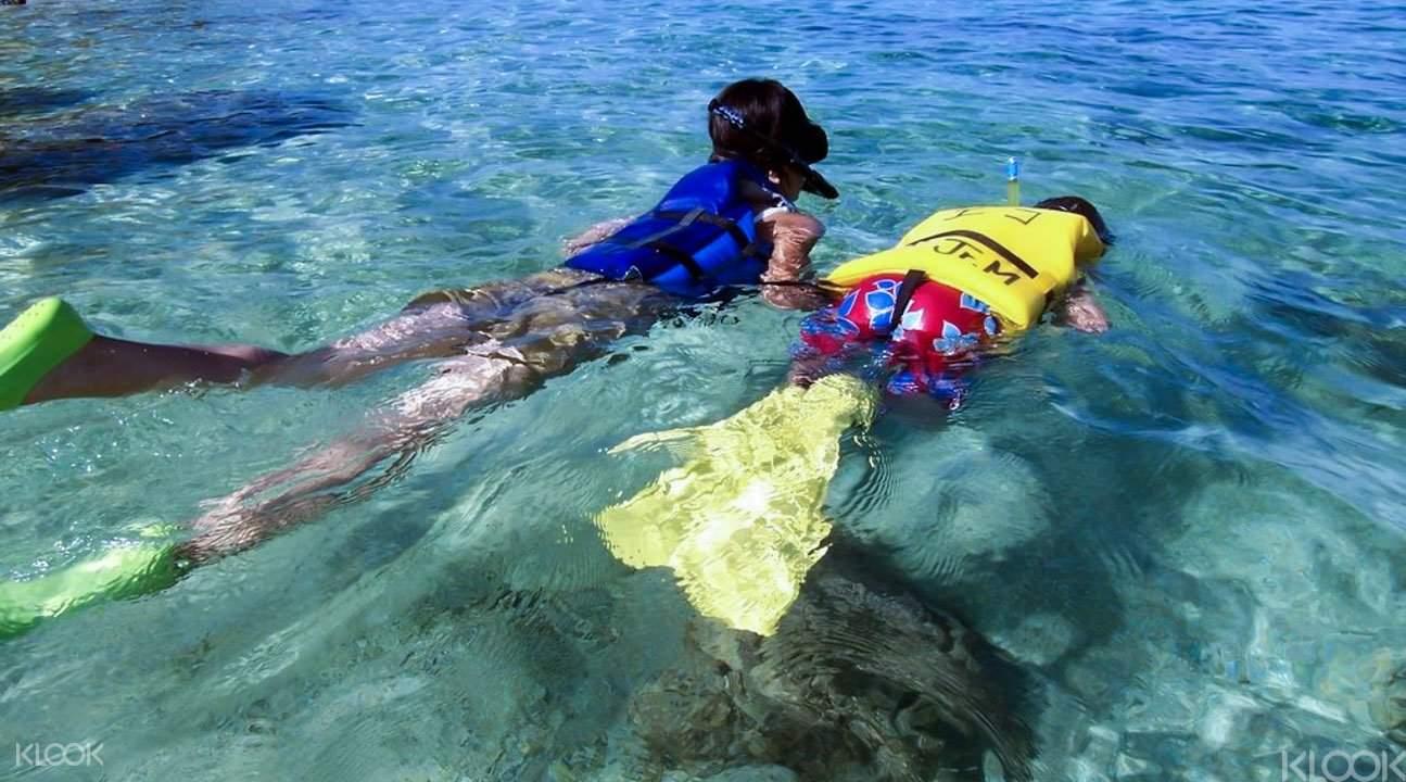 沖繩卡雅法海岸潜水3